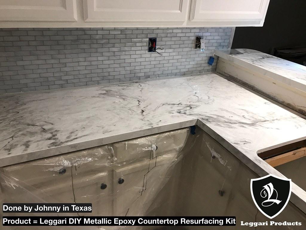 Anti Static Counter Top : Tile countertop resurfacing kitchen
