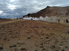2048 Thermal area 02 2016-09-05 14.07.42 (ChrisKirbyCapturePhotography) Tags: iceland fumeroles volcanic sulphur thermal geothermal smelly hvenrir chriskirbycapturephotography