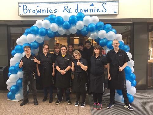 Ballonboog 6m Brownies & Downies Spijkenisse