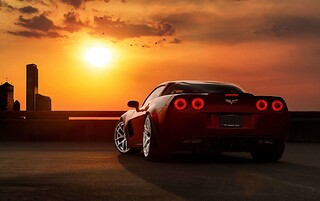 car wallpaper sunset - car images pictures hd download free