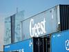EZB (lunamtra) Tags: ezb hochhaus frankfurt zentralbank geld wirtschaft container