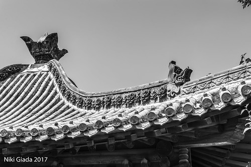 Shaolin Temple - Roof 2