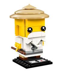 41488 Master Wu LEGO Ninjago Movie BrickHeadz (The Brothers Brick) Tags: lego set ninjago brickheadz thelegoninjagomovie 2017