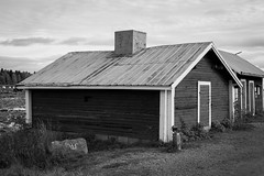 Fiskehus (vemodalendesign) Tags: kukkola tornedalen övertorneå haparanda norrbotten sweden arctic