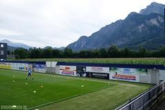 DAS GOLDBERG Stadion, SV Grödig 07