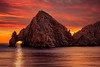 El Arco Sunset (Alexander Michael Hill PhotoGraphics) Tags: arch clouds dusk elarco loscabos ocean sunset travel water