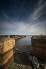 Harbour Skies (Bogtramp) Tags: sunshine kpkphotography coast england yorkshire kitching whitby d500 blueskies sigma landscape leefilters longexposure uk nikon