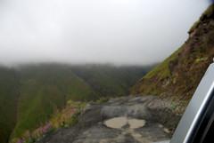 Narrow, cliff edged roads (Jelger Groeneveld) Tags: georgia tusheti omalo dartlo roadtrip kakheti caucasus