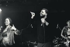 Jorja Smith & Drake (thecomeupshow) Tags: jorja smith drake velvet underground toronto canada rap hip hop singer the come up show