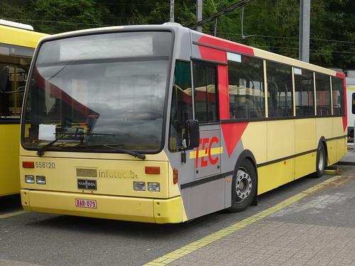 """Dinant: Van Hool A600 """"TEC"""""""