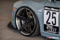 "RAYS Blackfleet V205C - Audi R8 - Artisan Spirits Japan Kit - SEMA 2016 • <a style=""font-size:0.8em;"" href=""http://www.flickr.com/photos/64399356@N08/35977401760/"" target=""_blank"">View on Flickr</a>"