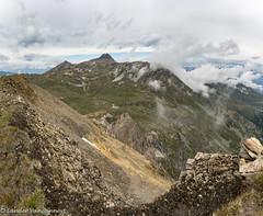 Sex de Marinda (2906m) summit (Unliving Sava) Tags: wallis sexdemarinda alps becsdebosson switzerland valdanniviers valais bassetdelona suisse summer zwitserland switzerland2017 hiking lona pointesdetsavolire schweiz mountains alpen grimentz ch