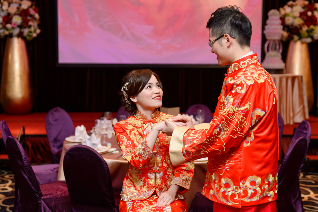 婚攝小勇, 小寶團隊, 台北婚攝, 中崙華漾, 中崙華漾婚宴, 中崙華漾婚攝, vivian, wedding day-013