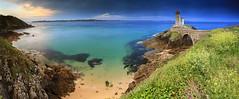 Breton Sunset (hapulcu) Tags: atlantic atlantique brest bretagne brittany france francia frankreich frankrijk fransa lighthouse ocean phare primavera printemps spring