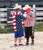 00020022 (David W. Burrows) Tags: rodeo cowboys cowgirls horses bulls bullriding children girls boys kids boots saddles bullfighters clowns fun