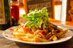 Lomo Saltado (Geri Toutin Espinoza) Tags: chile bellavistadeli lomosaltado quilpue food