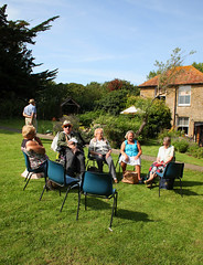 Pegwell Association Garden Party Chilton Farmhouse 2017