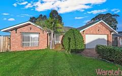 1 Trevor Toms Drive, Acacia Gardens NSW