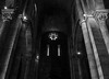 Church of Santiago (adropinmyeye) Tags: bw blackwhite blackandwhite blackandwhithe blancoynegro church spain cathedral monochrome ngc lights shadow art architecture templearchitecture temple history