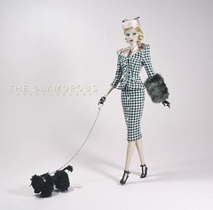 THE GLAMOROUS_Walking Suit (Hoang Anh Khoi) Tags: hoanganhkhoi aftertonight eugeniaperrinfrost doll fashionroyalty