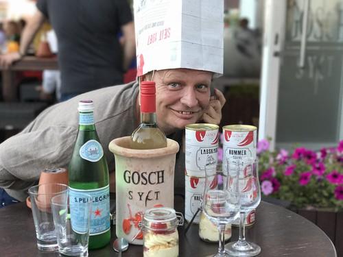 Rostock Warnemuende Restaurant Gosch