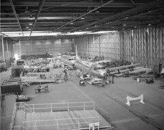 convair negative (San Diego Air & Space Museum Archives) Tags: aviation aircraft airplane airliners airlines propliner convair convaircv240 convair240 cv240 aircraftmanufacturing