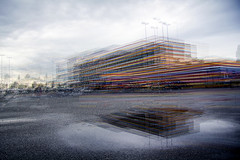 Rainbow (Alessio Trerotoli) Tags: berlin germany rain rainbow colors water sky clouds fineart art arte urban city street photo photography multipleexposures impressionism mood inspiration