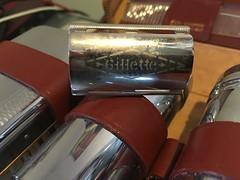 Gillette Tech Razor - Early 1960s