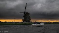 Storm 6 (M van Oosterhout) Tags: storm thunderstorm thunder lightning wind cloud clouds cloudporn sunset alphen aan den rijn dutch holland netherlands nederland groene hart noodweer weather weer rain regen