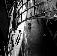 Shadow People (sabreglobe) Tags: bristol uk cabot circus shadows