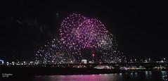 2017 Dadaocheng Fireworks in Taipei (Gemmerkat) Tags: nikon d3200 fireworks taiwan taipei taiwanese dadaocheng end summer