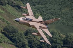 Panavia Tornado GR.4T ZG750 (Ian Garfield - thanks for over 2 million views!) Tags: ian garfield photography canon tornado panavia gr4 zg750 pinky granby operation raf royal air force low level flying mach machynlleth loop bluebell pink desert marham gr4t 15 xv reserve squadron r