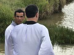 Meu Batizado nas Águas