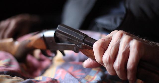 ВКузоватово отец застрелил своего сына изохотничьего ружья