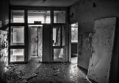 Siarkopol, Tarnobrzeg. (Patryk Krzyzak) Tags: abandoned budynek building interior opuszczony patrukkgmailcom patrykkrzyzakfoto ruina ruins tarnobrzeg urbex wnetrze
