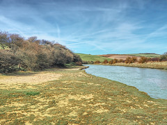 TopasComposite - Copy (iankellybn26dj) Tags: cuckmere exeat alfriston uk england sussex river spring landscape photo
