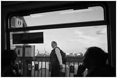 Landungsbrücken (RadarO´Reilly) Tags: hamburg landungsbrücken ubahn metro sw schwarzweis bw blackwhite monochrome noiretblanc blanconegro zwartwit