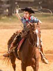 Otávio, o garoto prodígio de Jaboti (Ars Clicandi) Tags: paraná brasil br brazil parana jaboti prova do laço comprido peao peão boiadero boiadeiro cowboy otavio