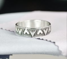 **Free Domestic Ship (alaridesign) Tags: free domestic shipping for all orders over 50 use coupon code shipfree50 silver heart statement ring sterling 360 degree lovely milled rin etsyfinds alaridesign silverrings uniquerings funrings