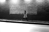 By turning the head (pascalcolin1) Tags: paris femme woman tunnel chanel lumière light ombre shadow tête head turning photoderue streetview urbanarte noiretblanc blackandwhite photopascalcolin
