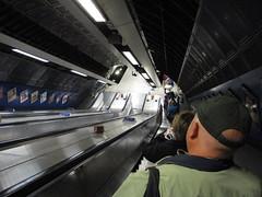 London Bridge Station | Jubilee Line (tehshadowbat) Tags: londontransport londonunderground london tube jubileeline