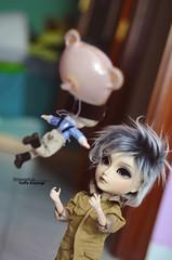 Viggo Zeppelin! (·Yuffie Kisaragi·) Tags: doll taeyang horizon custom akai arashi caim little dal rooster viggo obitsu rewigged rechipped