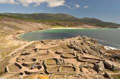 Castro de Baroña (_EduMera_) Tags: castro celta baroña galicia