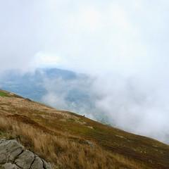 Point (tomislater) Tags: fuji fujifilm x100f xseries fujifilmxseries hill hillside cloud fog mist poland bieszczady