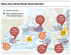 Where Does All the Plastic Waste Wind Up? (boellstiftung) Tags: oceanatlas climatechange pollution sea ocean heinrichboellfoundation maritimeindustry shippingindustry overfishing ecosystem biodiversity