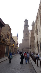 Walking down El Moez Street (Rckr88) Tags: walking down el moez street walkingdownelmoezstreet muizzstreet islamiccairo egypt muizz islamic cairo africa travel travelling moezstreet elmoezstreet streets road roads mosque mosques minaret minarets explored 17th august 2017 explored17thaugust2017 explore inexplore