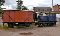 Photo of Industrial Shunter