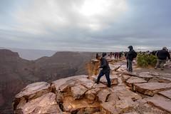 On Edge (1seeu) Tags: arizona cloudy picoftheday landscape grandcanyon