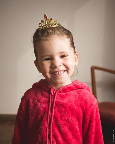 Sorriso de Princesa
