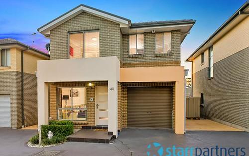 40/570 Sunnyholt Road, Stanhope Gardens NSW